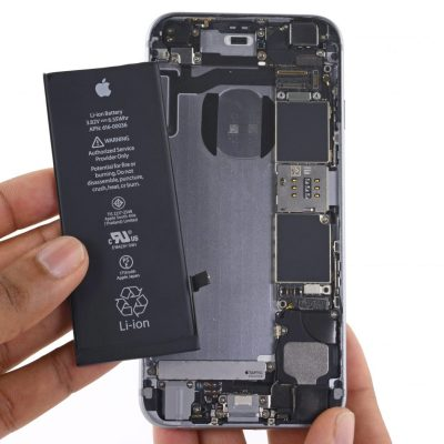 iPhone 5s Battery Replacement Service Sacramento California