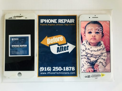 West Sacramento iPhone Repair Screen Crack Fix