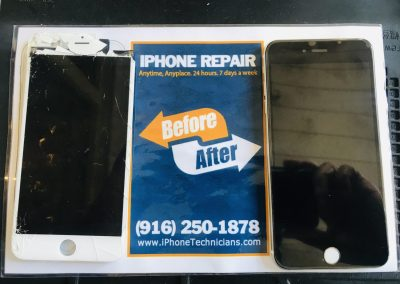 Sacramento International Airport iphone 8 Plus Repair