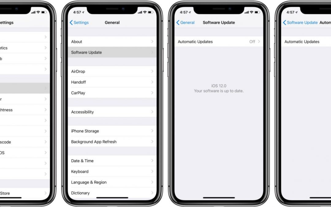 How to update iOS on your iPhone 2019