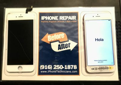 iPhone 6s Screen Repair California State Assembly