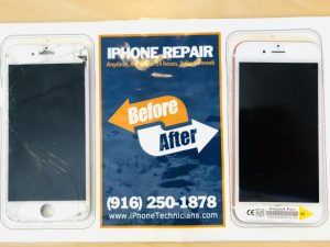 iPhone 6s LCD Screen Repair Florin Rd