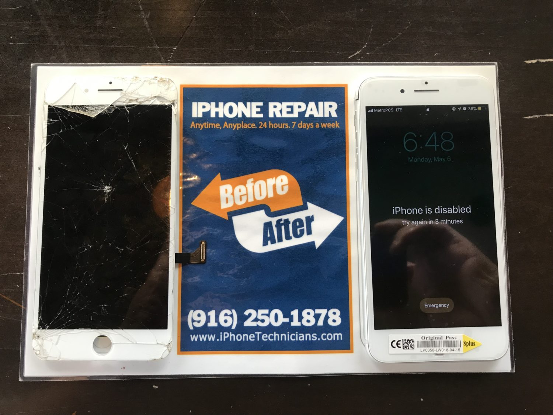 iPhone Technicians   iPhone Repair Sacramento  Open 24hrs