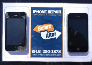 iPhone 3gs Screen Repair Sacramento