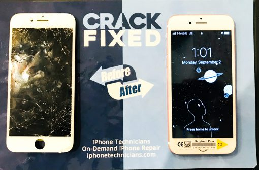 Greenback Rd iPhone 7 Repair