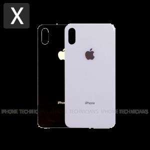 iPhone X Back Glass Repair