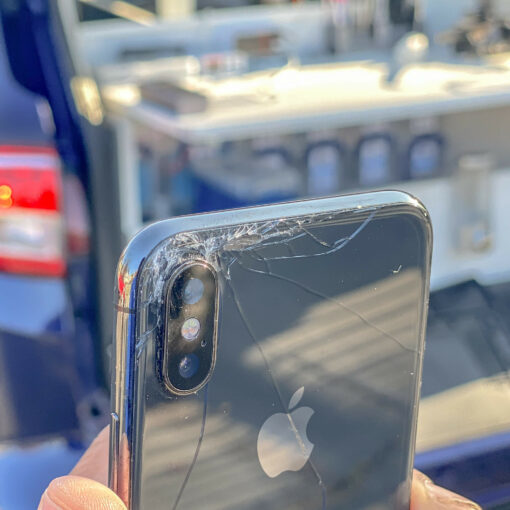 iPhone Xs Back Glass Repair ITECHS - iPhone Technicians April 6, 2021